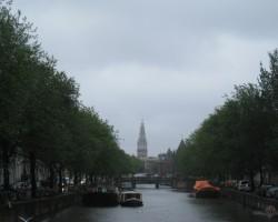 Lietainā Amsterdama