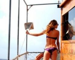 Brauciens ar kuģīti pa Vidusjūru