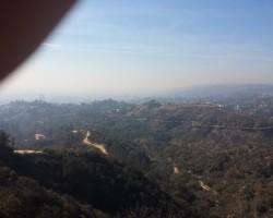Losandželosa no augšas